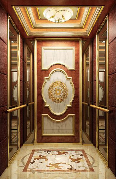 WBJX-K-01 Hotel Elevator Car