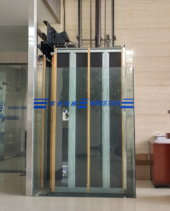 Specific Application of Hydraulic Freight Elevator