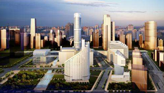 Hebei Special Series of Classic Projects in 2018: The New Future of Kaili City, WEIBO Elevator Helps Rapid Development of Urbanization in Hebei Province