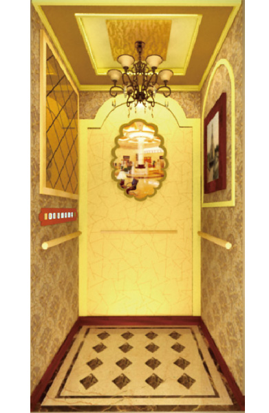 The Difference between Home Villa Elevator and Commercial Passenger Elevator