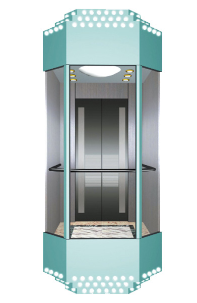 Technical Characteristics of Observation Elevator