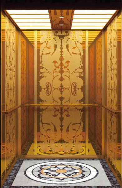 WBJX-K-04 Hotel Elevator Car