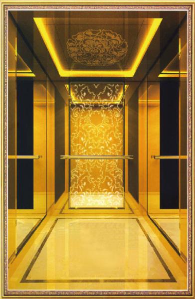 WBJX-K-05 Hotel Elevator Car