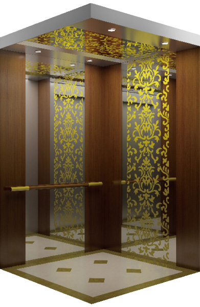 WBJX-K-07 Hotel Elevator Car