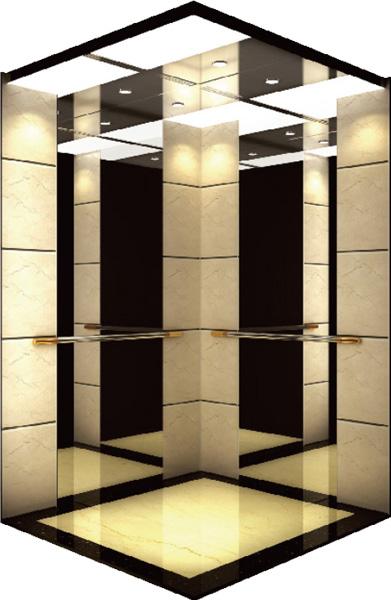 WBJX-K-08 Hotel Elevator Car