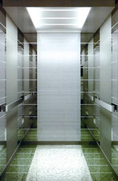 WBJX-K-12 Hotel Elevator Car