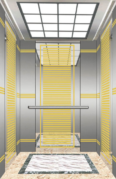 WBJX-K-17 Business Elevator Car