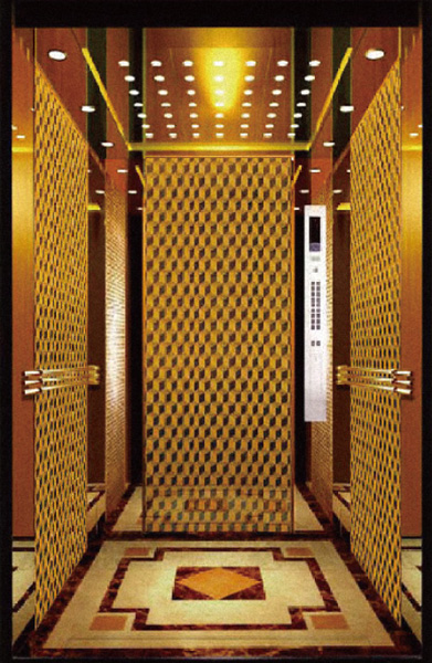 WBJX-K-23 Business Elevator Car
