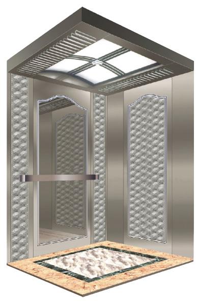WBJX-K-34 Business Elevator Car