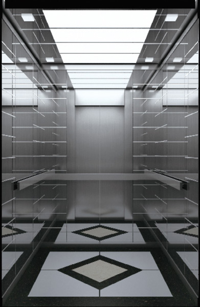 WBJX-K-36 Business Elevator Car