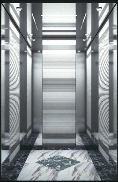 WBJX-K-39 Business Elevator Car