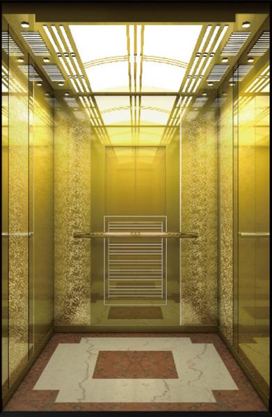WBJX-K-44 Business Elevator Car