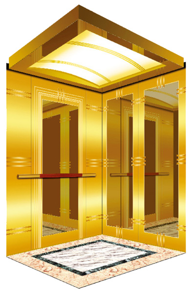 WBJX-K-47 Business Elevator Car