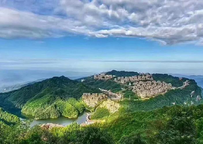Guizhou Swan Castle Forest Park