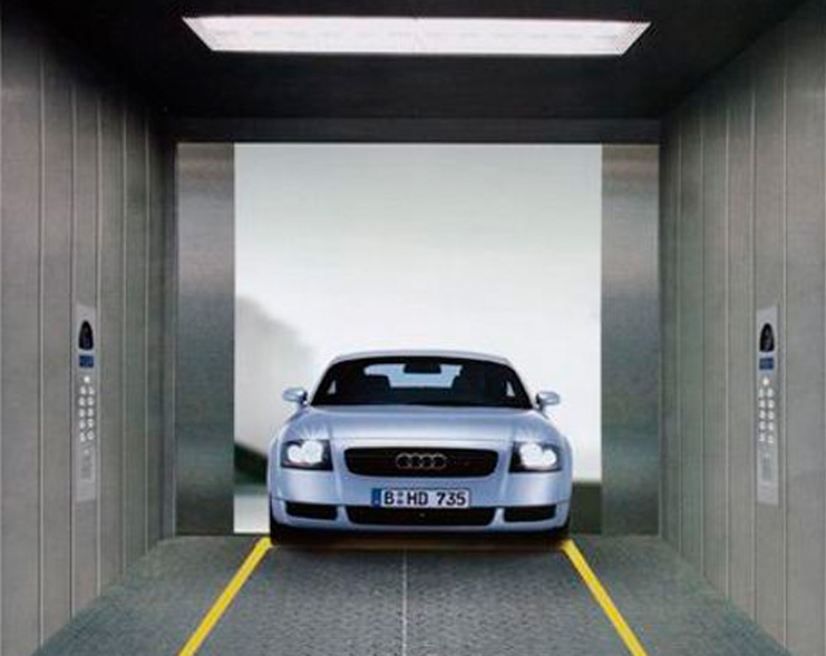 Classification And Design Of Car Lifts